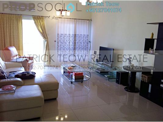Townhouse For Sale in Merdu Kayangan, Bandar Utama Freehold Semi Furnished 3R/3B 720k