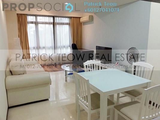 Condominium For Rent in i-Zen Kiara II, Mont Kiara Freehold Fully Furnished 1R/1B 2.5k