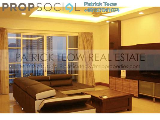 Condominium For Rent in Mont Kiara Aman, Mont Kiara Freehold Fully Furnished 3R/3B 6k