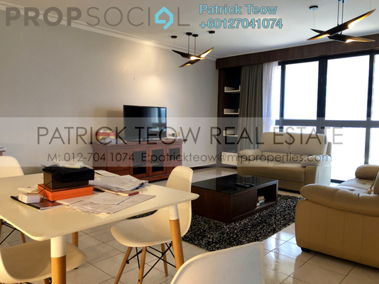 Condominium For Rent in Mont Kiara Pines, Mont Kiara Freehold Fully Furnished 3R/2B 2.8k