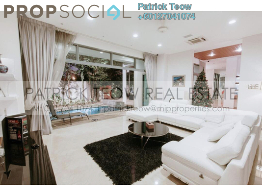 Bungalow For Sale in The Residence, Mont Kiara Freehold Fully Furnished 5R/6B 10.5m