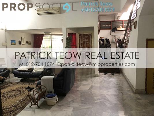 Terrace For Sale in Taman Bukit Damansara, Damansara Heights Freehold Semi Furnished 3R/3B 1.9m