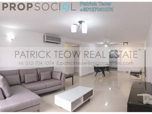 Condominium For Rent in Mont Kiara Palma, Mont Kiara Freehold Fully Furnished 3R/2B 3.6k
