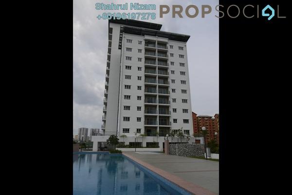 Condominium For Sale in Suria Jelatek Residence, Ampang Hilir Freehold Semi Furnished 3R/2B 630k