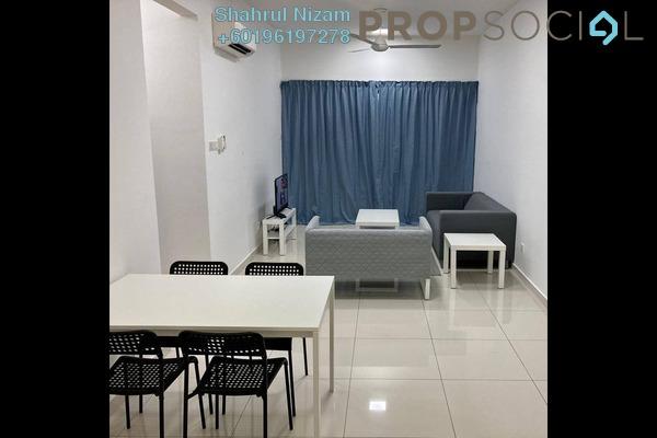 Condominium For Sale in Seasons Garden Residences, Wangsa Maju Freehold Semi Furnished 3R/2B 450k