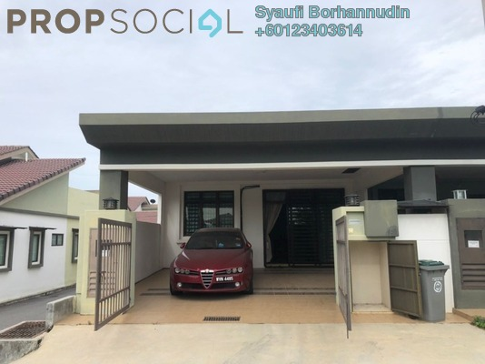 Terrace For Sale in Nada Alam, Nilai Freehold Unfurnished 4R/2B 450k