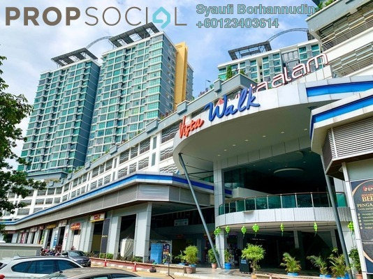 Serviced Residence For Sale in Vista Alam, Shah Alam Freehold Fully Furnished 2R/2B 370k