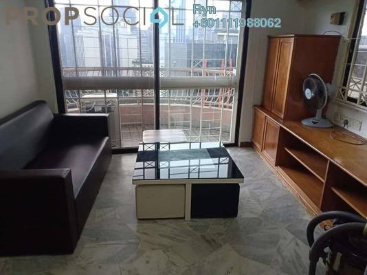 Condominium For Rent in Tiara Mutiara, Old Klang Road Freehold Semi Furnished 3R/2B 1.5k
