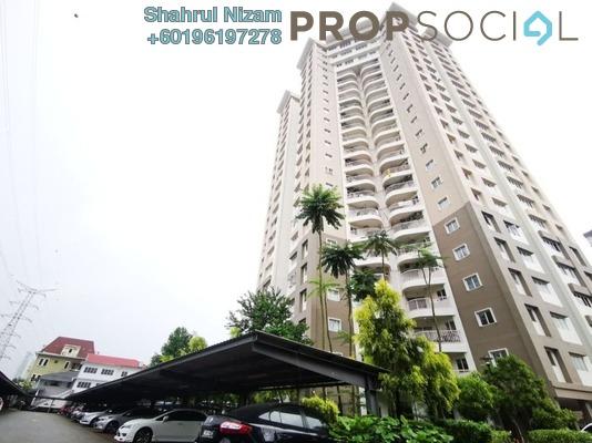 Condominium For Sale in Seri Ampang Hilir, Ampang Hilir Leasehold Semi Furnished 3R/2B 400k