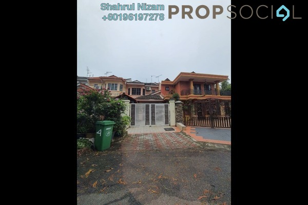Terrace For Sale in Taman Bukit Indah, Ampang Freehold Semi Furnished 4R/3B 650k