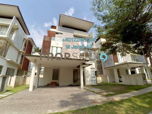 Bungalow For Sale in The Valley TTDI, Ampang Leasehold Unfurnished 7R/8B 2.5m