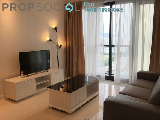 Condominium For Rent in M City, Ampang Hilir Freehold Fully Furnished 1R/1B 1.8k
