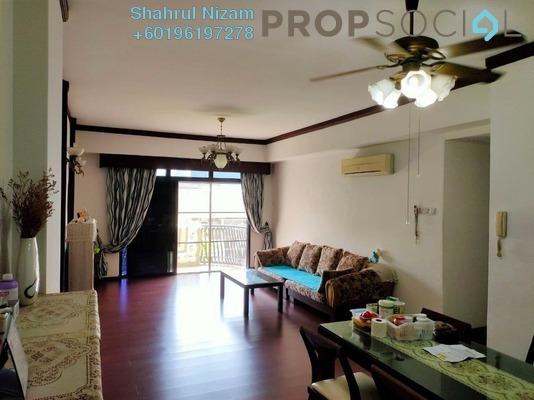 Condominium For Sale in One Ampang Avenue, Ampang Freehold Semi Furnished 4R/2B 530k