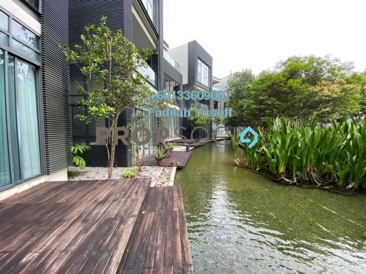 Villa For Sale in Mirage By The Lake, Cyberjaya Freehold Unfurnished 7R/7B 1.95m
