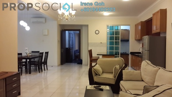 Condominium For Rent in The Brezza, Tanjung Tokong Freehold Fully Furnished 3R/2B 2.3k