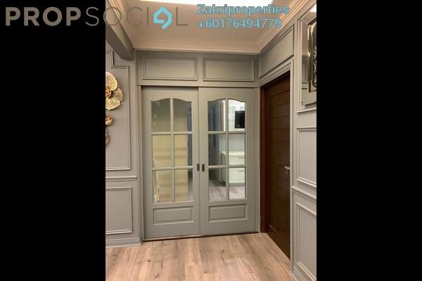 Condominium For Sale in D'Piazza Condominium, Bayan Baru Freehold Semi Furnished 4R/2B 650k