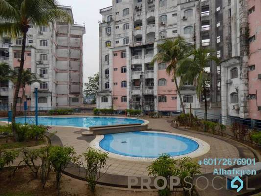 Condominium For Sale in Casa Mila, Selayang Freehold Unfurnished 3R/2B 360k