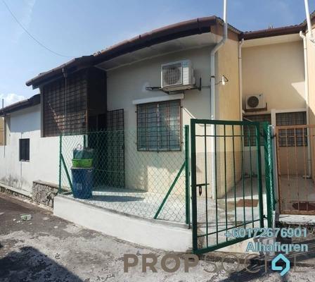 Terrace For Sale in Taman Seri Budiman, Bandar Mahkota Cheras Freehold Semi Furnished 3R/2B 490k