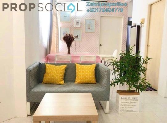 Apartment For Sale in Desa Bayan, Sungai Ara Freehold Semi Furnished 3R/2B 280k