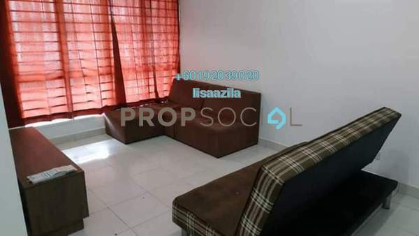 Apartment For Sale in D'Camelia Court, Nilai Freehold Semi Furnished 3R/2B 265k