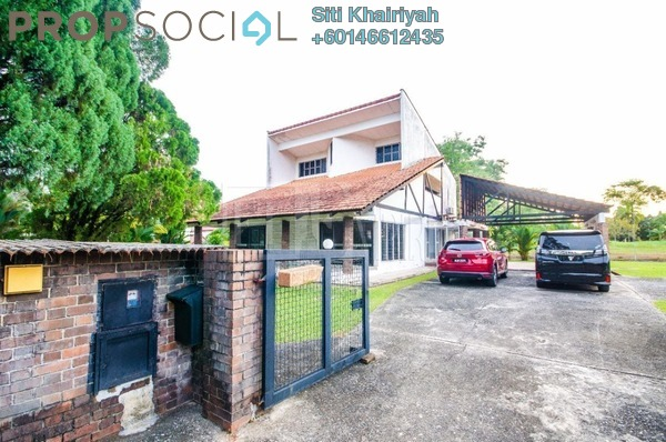 Bungalow For Sale in Section 6, Shah Alam Freehold Unfurnished 5R/4B 2.3m