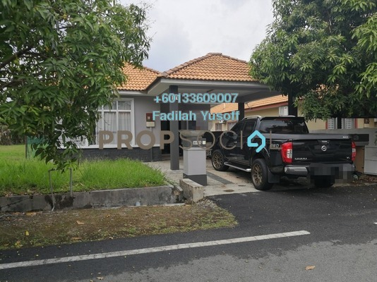 Bungalow For Sale in Taman Tuanku Jaafar, Senawang Freehold Unfurnished 4R/2B 400k