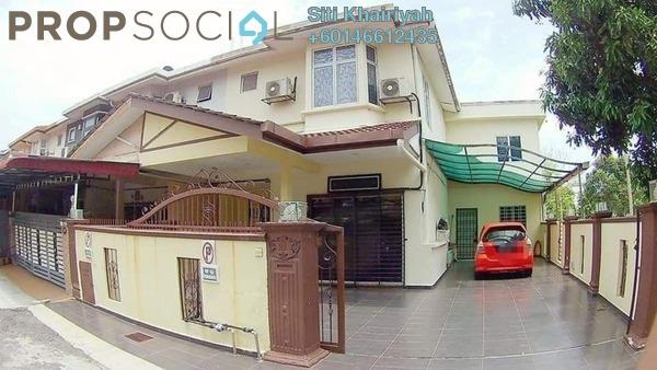 Terrace For Sale in Taman Suria Pendamar, Port Klang Freehold Unfurnished 4R/3B 480k
