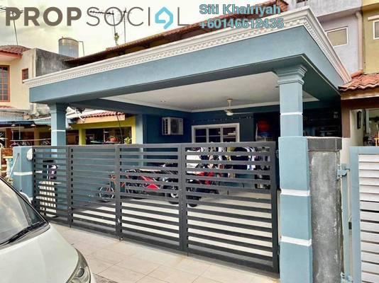 Terrace For Sale in Taman Teluk Pulai, Klang Freehold Unfurnished 4R/4B 450k