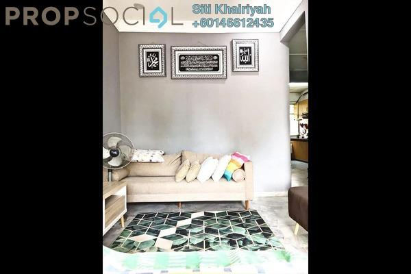 Terrace For Sale in Taman Meru Indah, Meru Freehold Unfurnished 3R/1B 330k