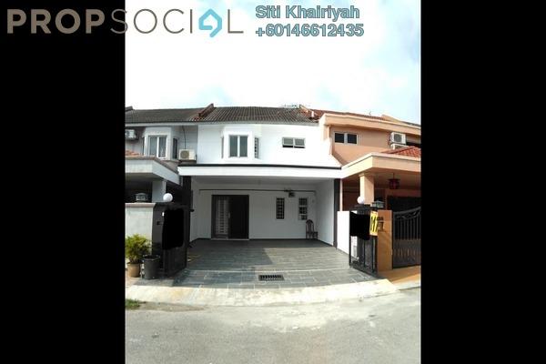 Terrace For Sale in Taman Sri Andalas, Klang Freehold Unfurnished 4R/3B 570k