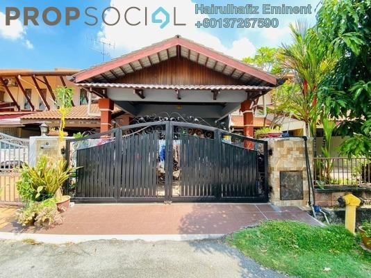 Terrace For Sale in Taman Sungai Kapar Indah, Kapar Freehold Semi Furnished 4R/3B 495k