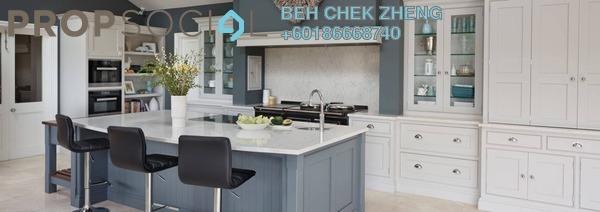 Condominium For Sale in The Birch, Sentul Freehold Semi Furnished 2R/2B 368k