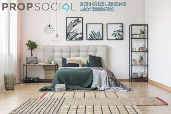 Condominium For Sale in The Birch, Sentul Freehold Semi Furnished 2R/2B 369k
