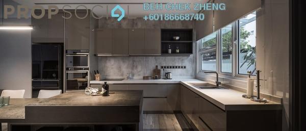 Condominium For Sale in The Birch, Sentul Freehold Semi Furnished 3R/2B 490k