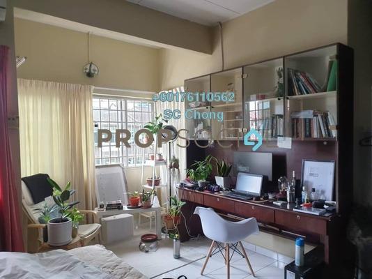 Terrace For Sale in BU1, Bandar Utama Freehold Semi Furnished 4R/3B 1.5m