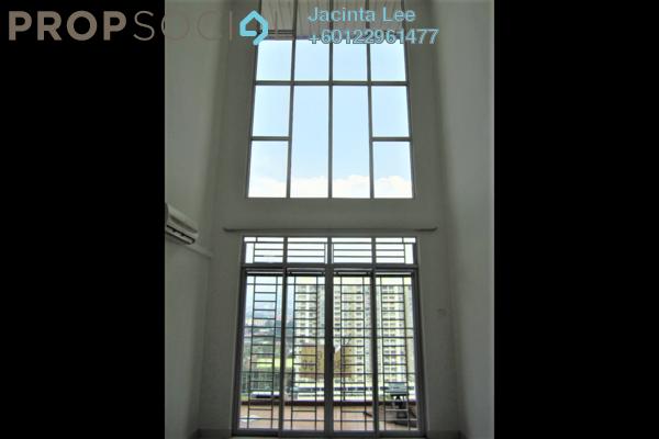 Duplex For Sale in Diamond Regency, Setapak Freehold Semi Furnished 3R/2B 540k