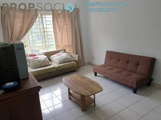 Condominium For Rent in Puncak Banyan, Cheras Freehold Fully Furnished 3R/2B 1.2k