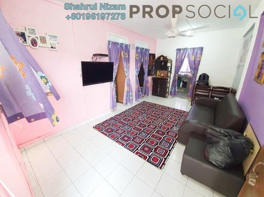Apartment For Sale in Seksyen 1 Wangsa Maju, Wangsa Maju Freehold Semi Furnished 2R/1B 260k