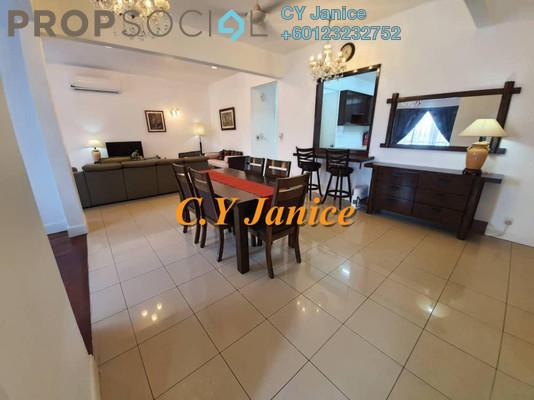 Condominium For Rent in Surian Condominiums, Mutiara Damansara Freehold Fully Furnished 4R/4B 5k