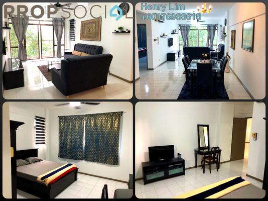 Condominium For Sale in Cascadium, Bangsar Freehold Fully Furnished 2R/2B 1.15m