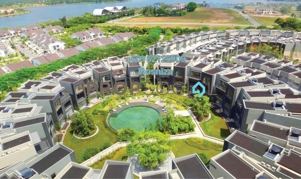 Villa For Sale in Mirage By The Lake, Cyberjaya Freehold Unfurnished 7R/7B 1.9m