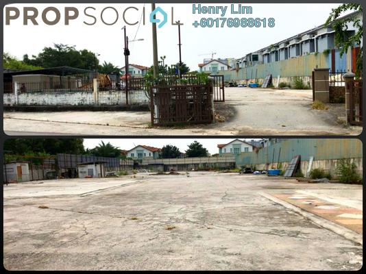 Land For Sale in Kampung Seri Aman Tengah, Puchong Leasehold Unfurnished 0R/0B 3m