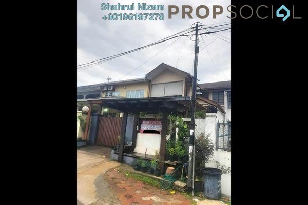 排屋 单位出售于 Ampang Jaya, Ampang Freehold Semi Furnished 6R/5B 990.0千