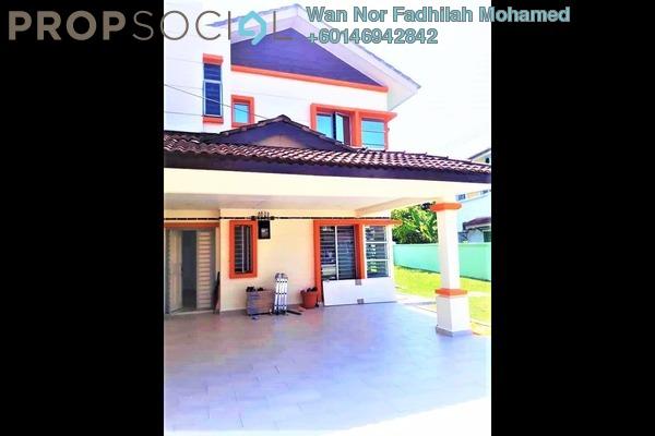 Semi-Detached For Sale in Taman Tasik Semenyih, Semenyih Freehold Semi Furnished 4R/3B 700k