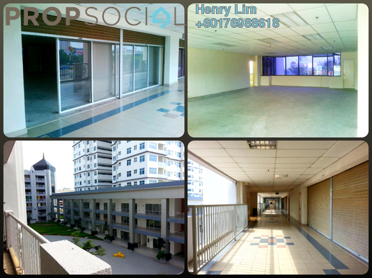 Office For Rent in IOI Business Park, Bandar Puchong Jaya Freehold Unfurnished 0R/0B 2.3k