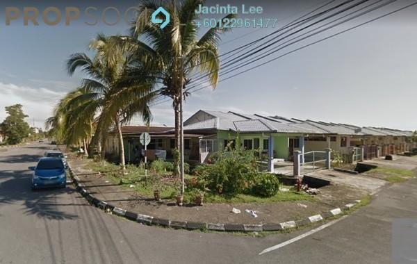Terrace For Sale in Taman Desa Ilmu, Kota Samarahan Leasehold Semi Furnished 3R/2B 277k