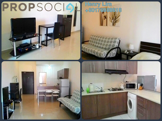 SoHo/Studio For Sale in Windsor Tower, Sri Hartamas Freehold Fully Furnished 0R/1B 450k