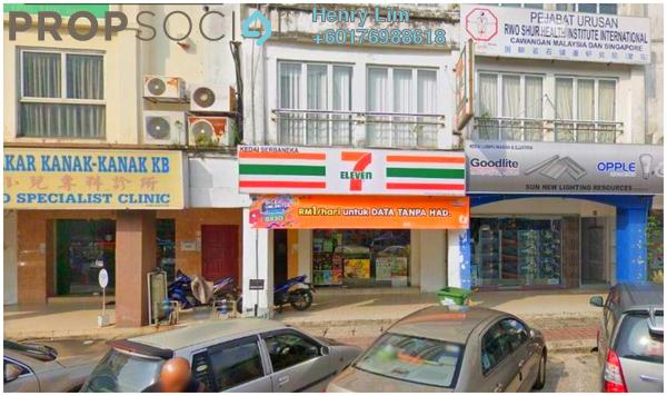 Shop For Rent in Taman Desa, Kuala Lumpur Freehold Unfurnished 0R/0B 5k