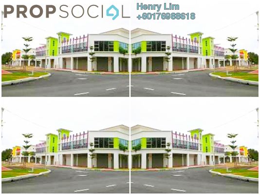 Shop For Sale in Saujana Puchong, Puchong Freehold Unfurnished 0R/0B 850k