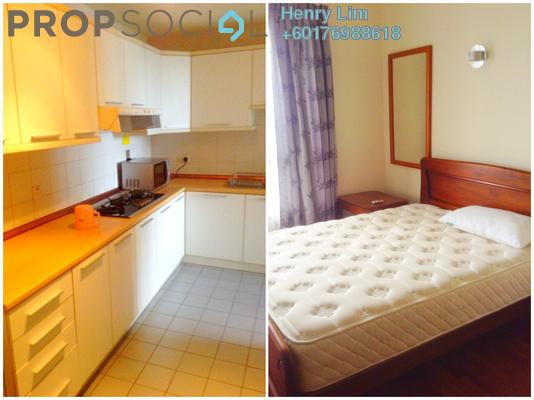 Condominium For Rent in Sri Penaga, Bangsar Freehold Fully Furnished 2R/2B 3k